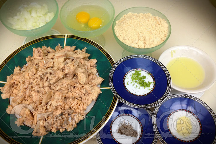 Ingredient - Salmon Appetizer