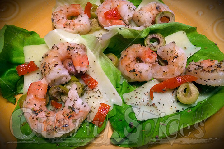 Simple and tasty Shrimp appetizer
