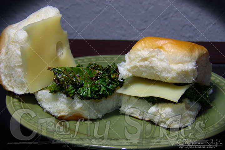 Sweet Kale Sliders