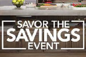 KitchenAid® Savor the Savings Event