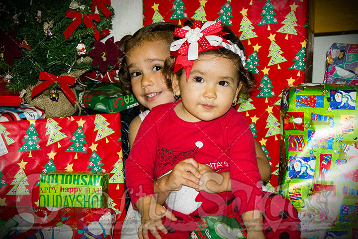 Kira and Kayle Dec 25 2013
