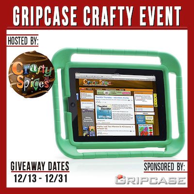 Coming Soon Gripcase Giveaaway