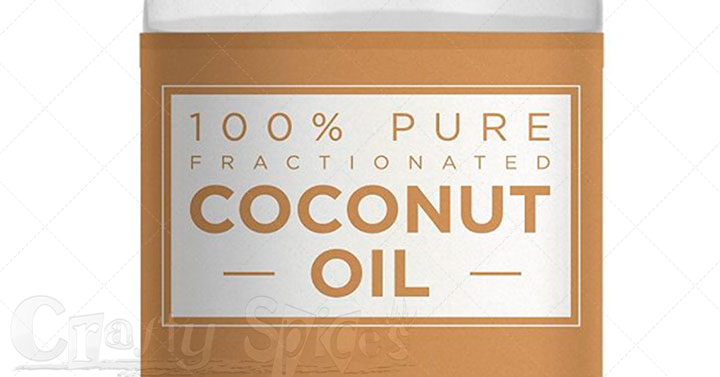 Fractionated Coconut Carrier Oil & Massage Oil