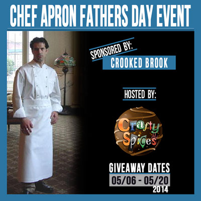 Chef Apron Father's Day Event
