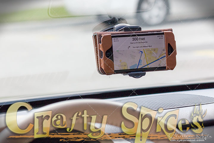 Do Good Have Fun(TM) Universal Cell Phone Car Mount