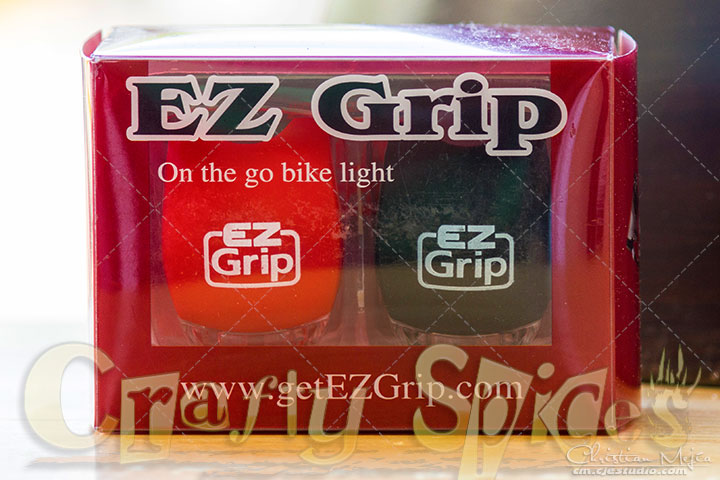 EZ Grip Bike Lights #lumenxusa