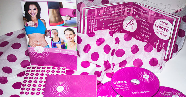 Fé Fit Women's 90-Day Workout Program
