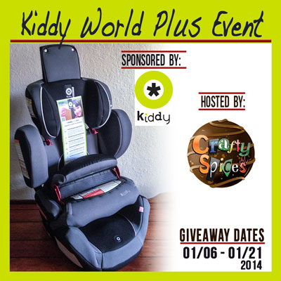 KiddyWorldPlus 400 Kiddy World Plus Giveaway Event!