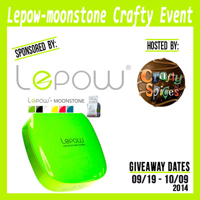 Lepow MOONSTONE Crafty Event - HTML