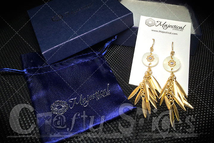 Majestical Jewelry - Earrings