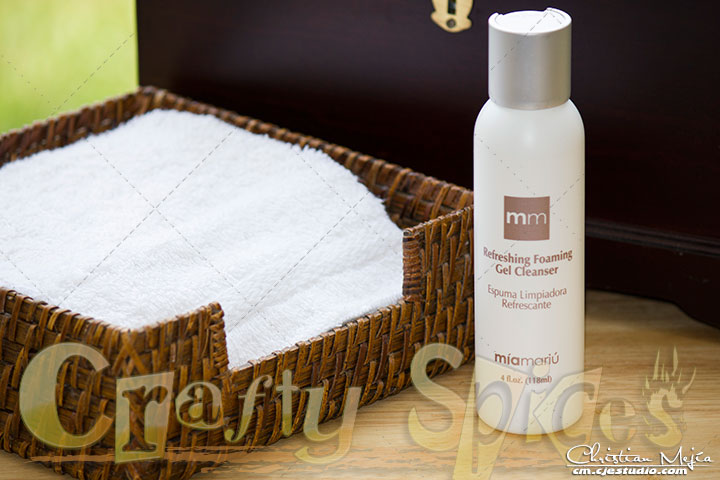 Mia Mariu's Refreshing Foaming Gel Cleanser