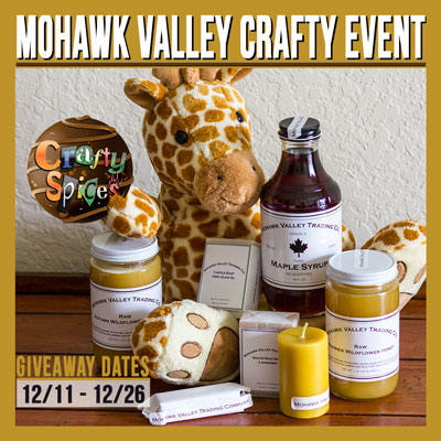 Coming Soon Mohawk Valley Giveaway Event
