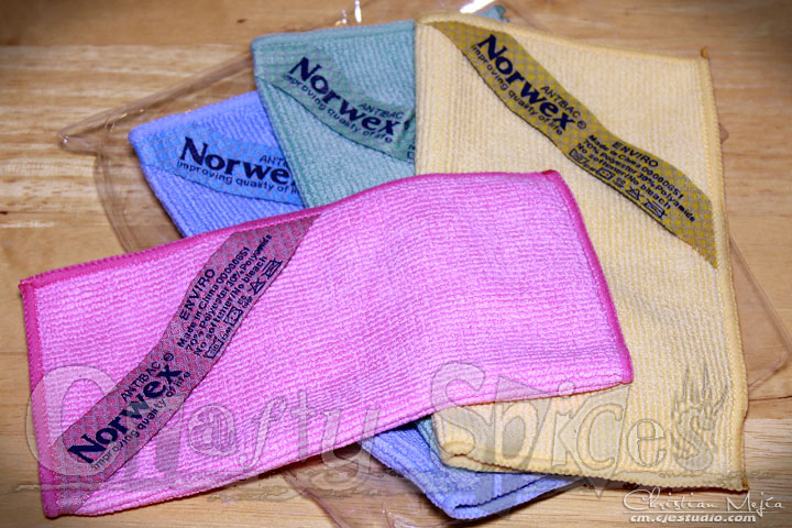 Norwex Travel Pack