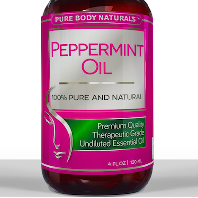 Pepperment Oil - 100% Pure & Natural Essential Oil