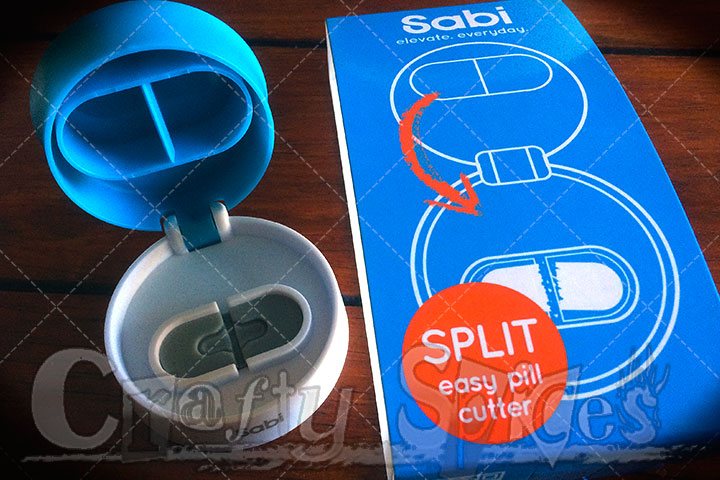 Sabi SPLIT Pill Cutter