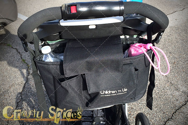 Children n Us Stroller Organizer