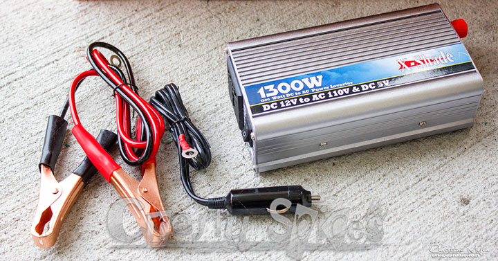 X-Shade power Inverter 1300W