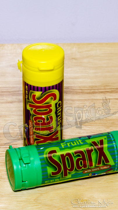 Xlear SparX hard candy