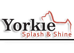 Yorkie Splash & Shine