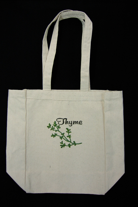 Herb Tote Thyme