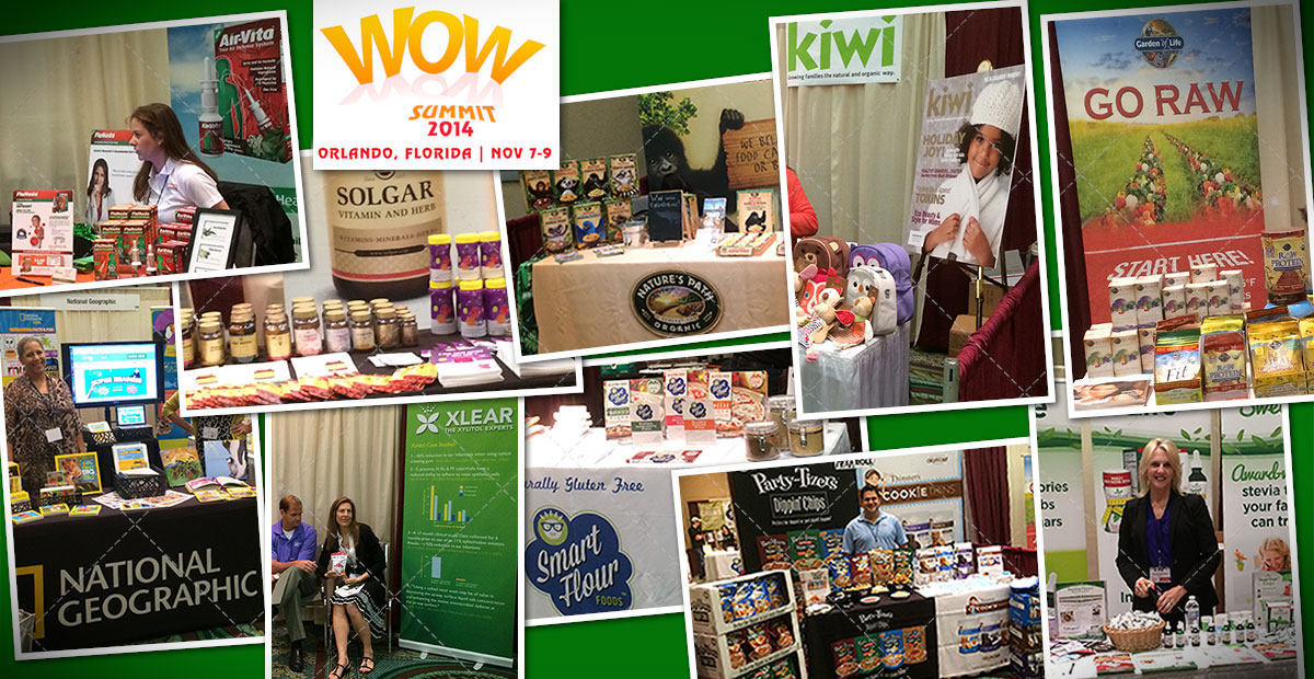 Amazing Sponsors at the WoWSummit 2014 in Orlando
