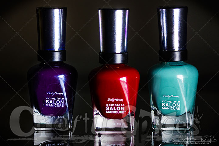 Sally Hansen Complete Salon Nail Polish #CSMTKO