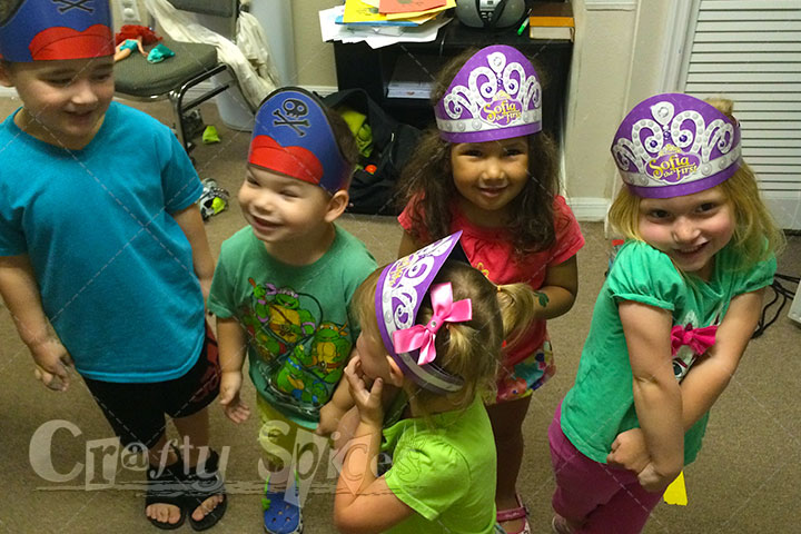 Disney Preschool Package 2016