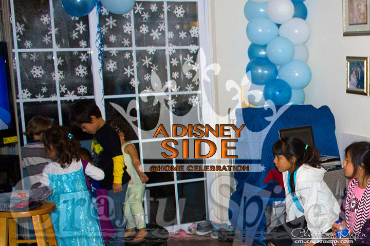 @Home Disney Side Celebration