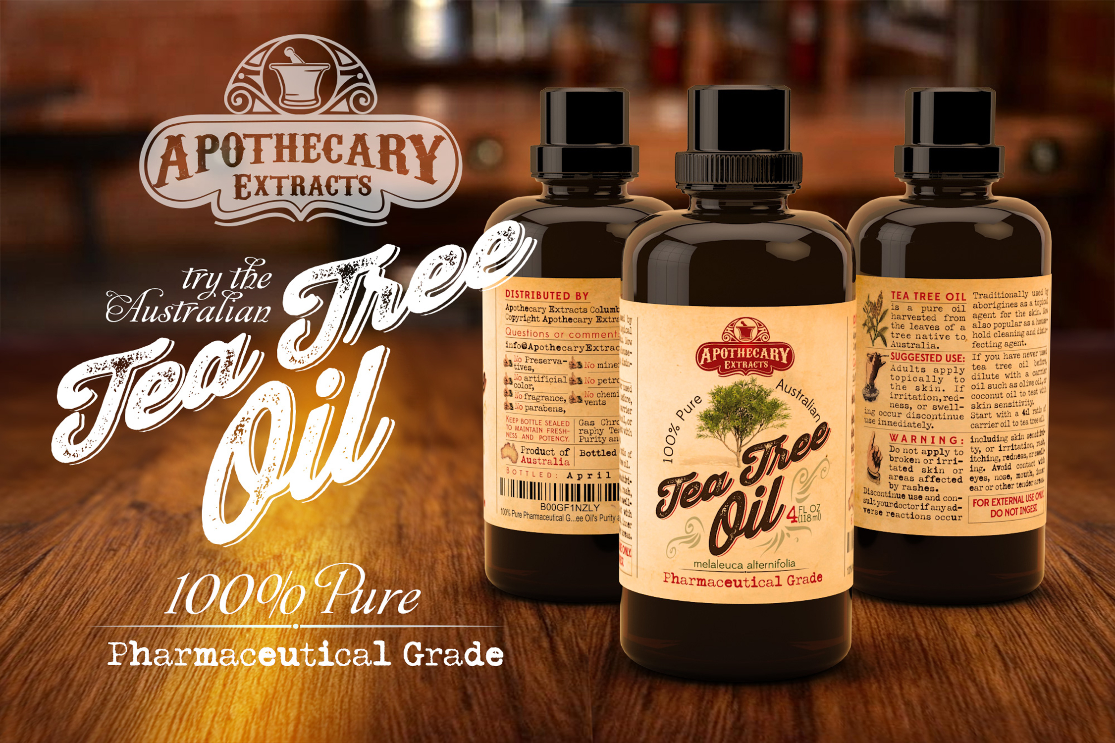 Australian Tea Tree Oil